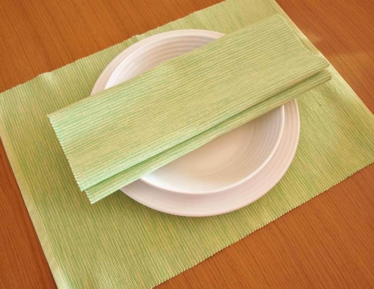 Forbyt Dekorační prostírání , Viktoria, 40 x 90 cm , zelená 40 x 120 cm