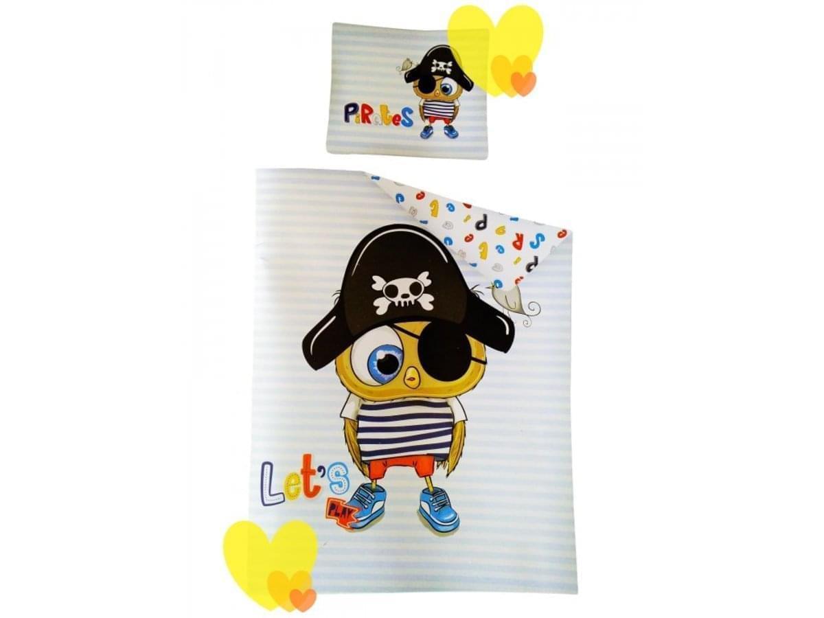 Forbyt, Povlečení bavlněné, Pirates