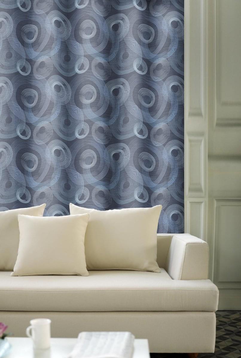 Forbyt, ZZávěs dekorační, OXY Kola modré, 150 cm