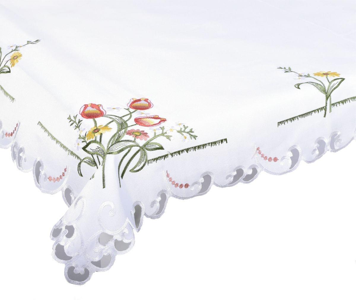 Forbyt, Ubrus celoroční, Tulipány 50 x 100 cm