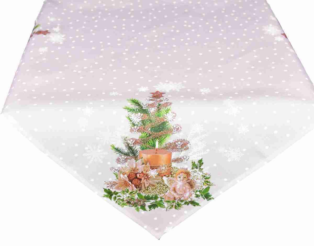 Forbyt, Ubrus vánoční, Stromeček 40 x 90 cm