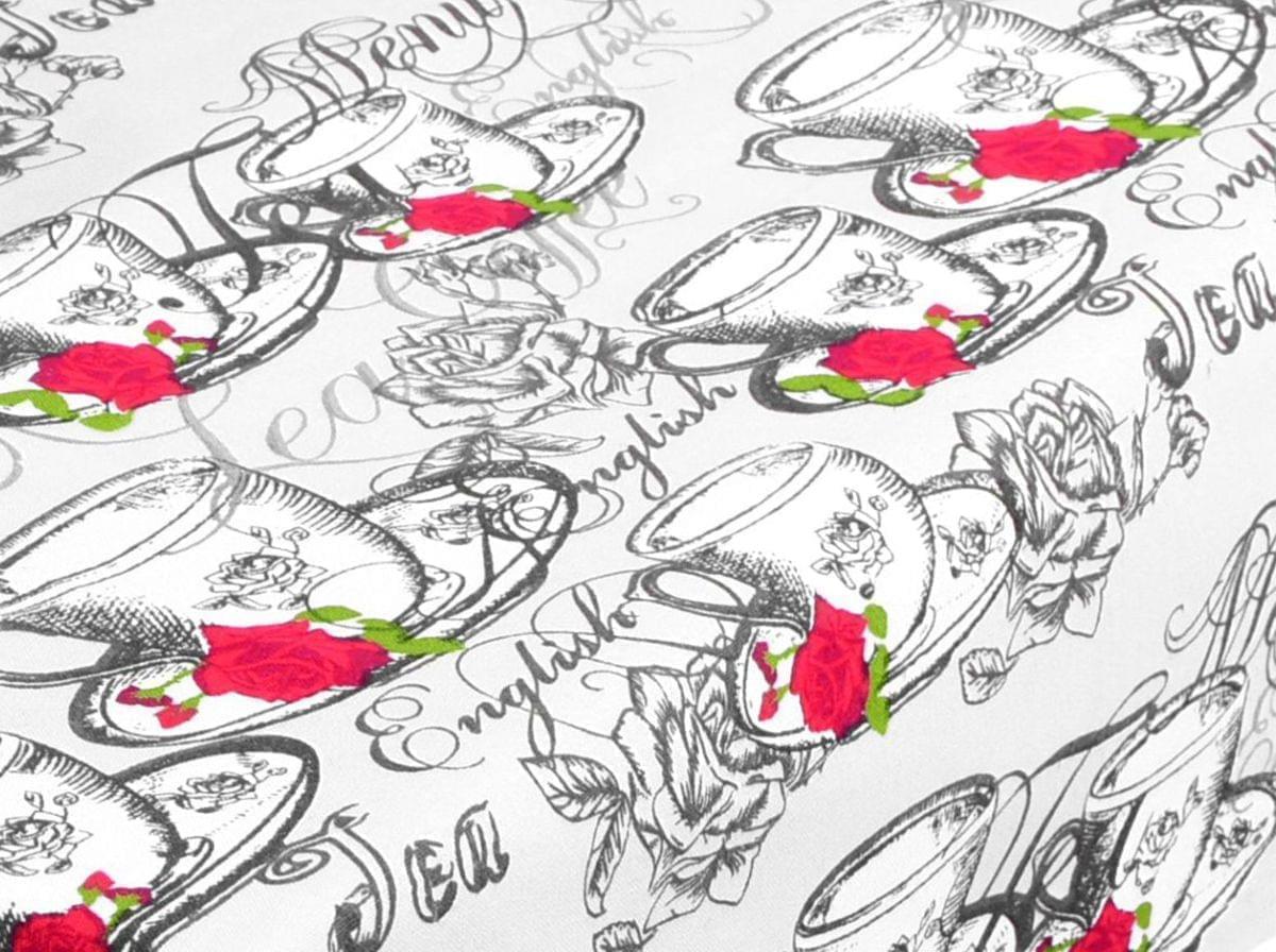 Forbyt, Látka metráž, Růže, 140 cm