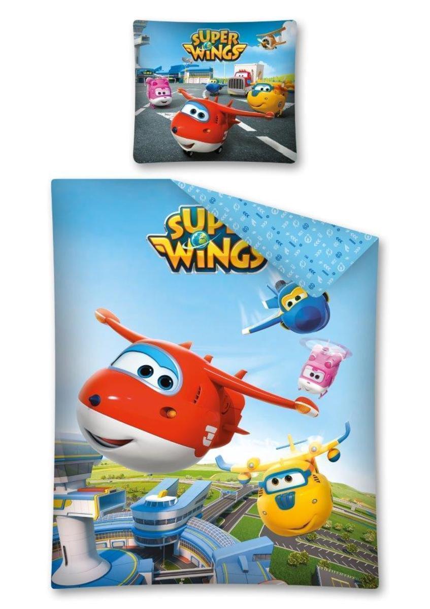 Forbyt, Povlečení bavlněné Disney, Super wings