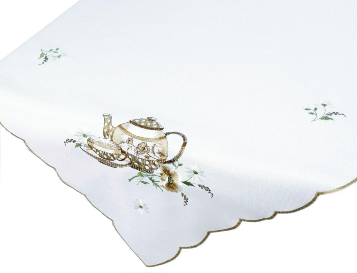 Forbyt, Ubrus vyšívaný, Snídaně 40 x 90 cm