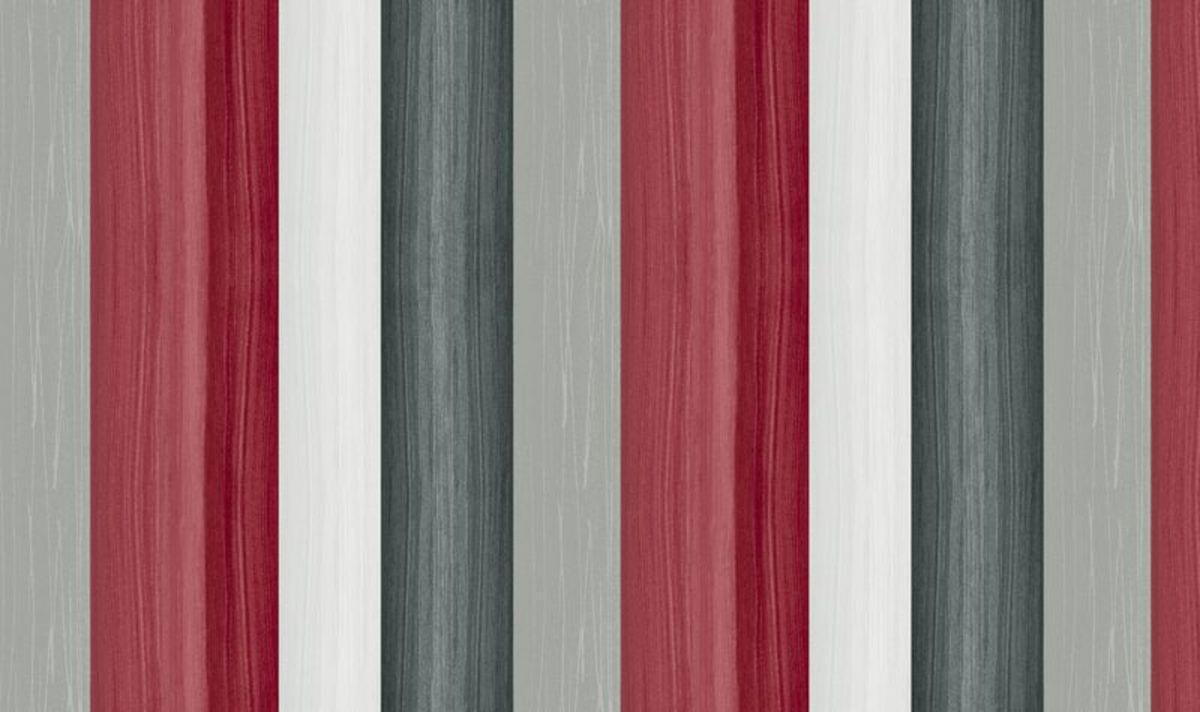 Forbyt, Dekorační látka, OXY Duha 150 cm, červenošedá