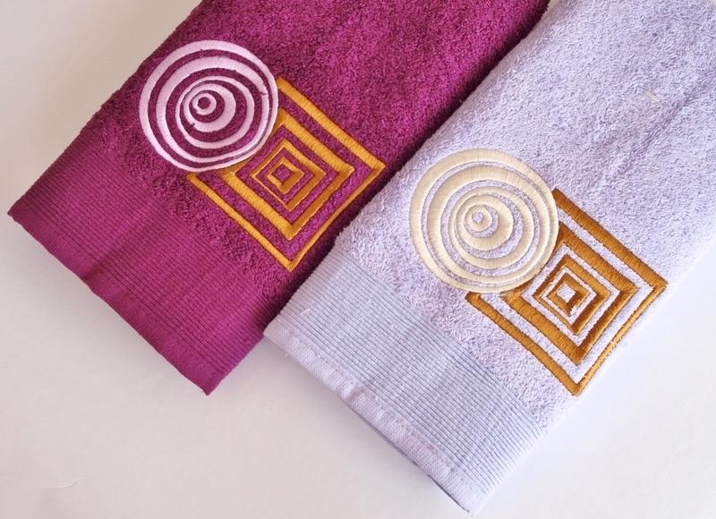 Forbyt Ručník Alehandro bavlna sv. fialová 50 x 100 cm