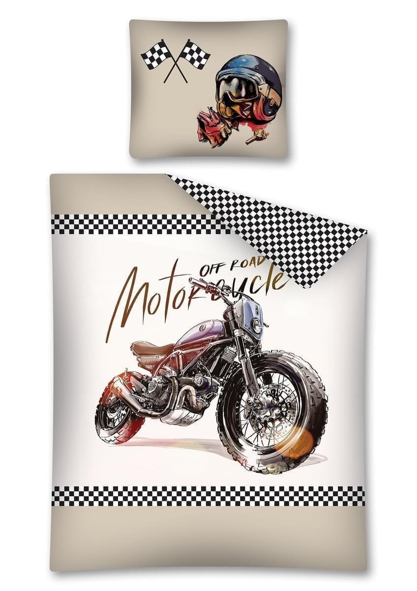 Forbyt Motorbike 140x200 70x80