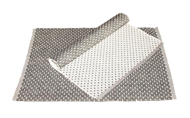 Forbyt , Prostírání bavlněné Tečky, Fialová 40 x 120 cm