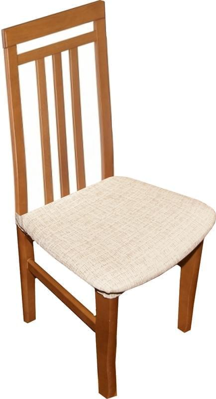 Forbyt, Potah elastický, Sedák na židle, Andrea béžová komplet 2 ks