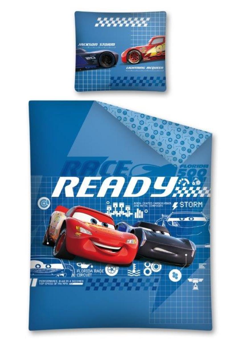 Forbyt Cards Ready race 140x200 70x80
