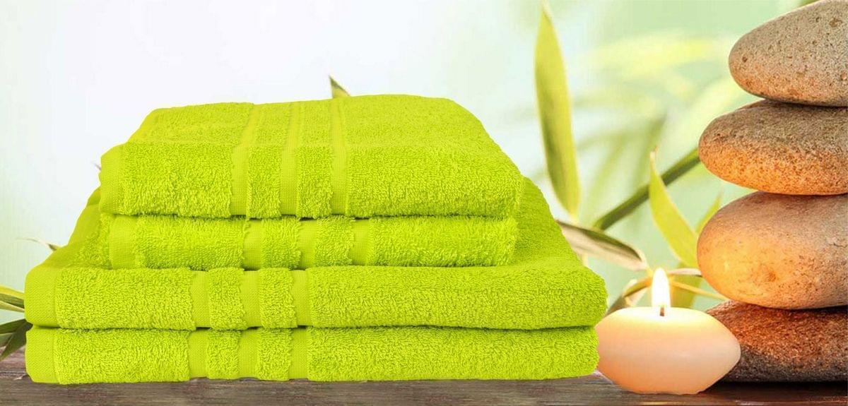 Forbyt, Ručník nebo osuška, Classic, zelený 70 x 140 cm