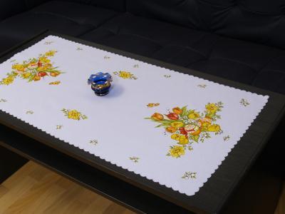 Forbyt, Ubrus Velikonoční, Kuřátka, 50 x 100 cm
