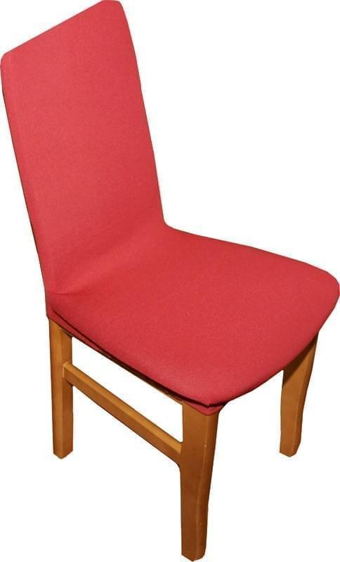 Forbyt Potah multielastický na židle kompolet, 2 ks, Nautic, bordový