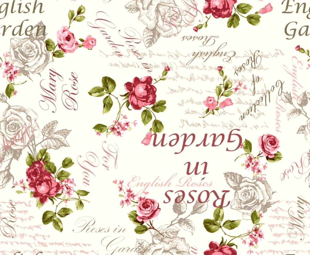 Forbyt, Dekorační látka, OXY Nová růže 150 cm