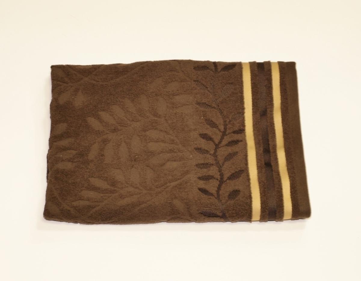 Forbyt  Ručník Dione bavlna hnědá  50 x 90 cm