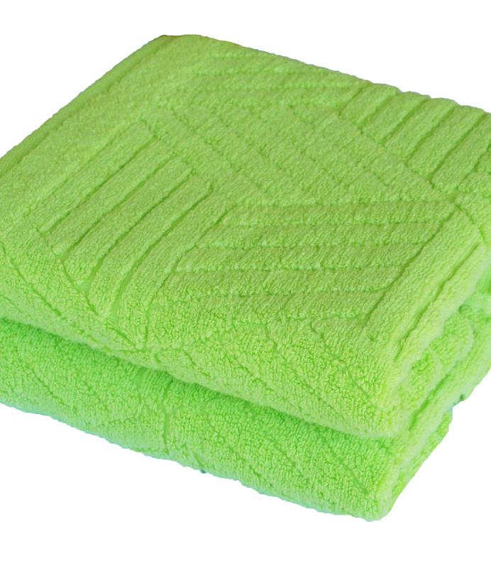 Forbyt , Ručník nebo osuška Argos, 50 x 100 cm, 70 x 140 cm zelená 70 x 140 cm