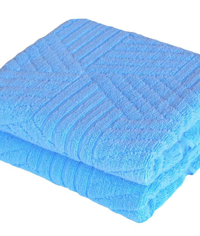 Forbyt , Ručník nebo osuška Argos, 50 x 100 cm, 70 x 140 cm modrá 70 x 140 cm