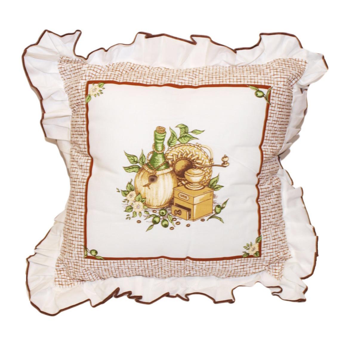 Forbyt Polštář Medi, (návlek a polštář), 40 x 40 cm