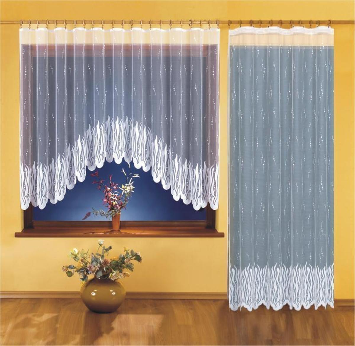 Forbyt Balkonový set Sára 400 x 160 + 200 x 250 cm