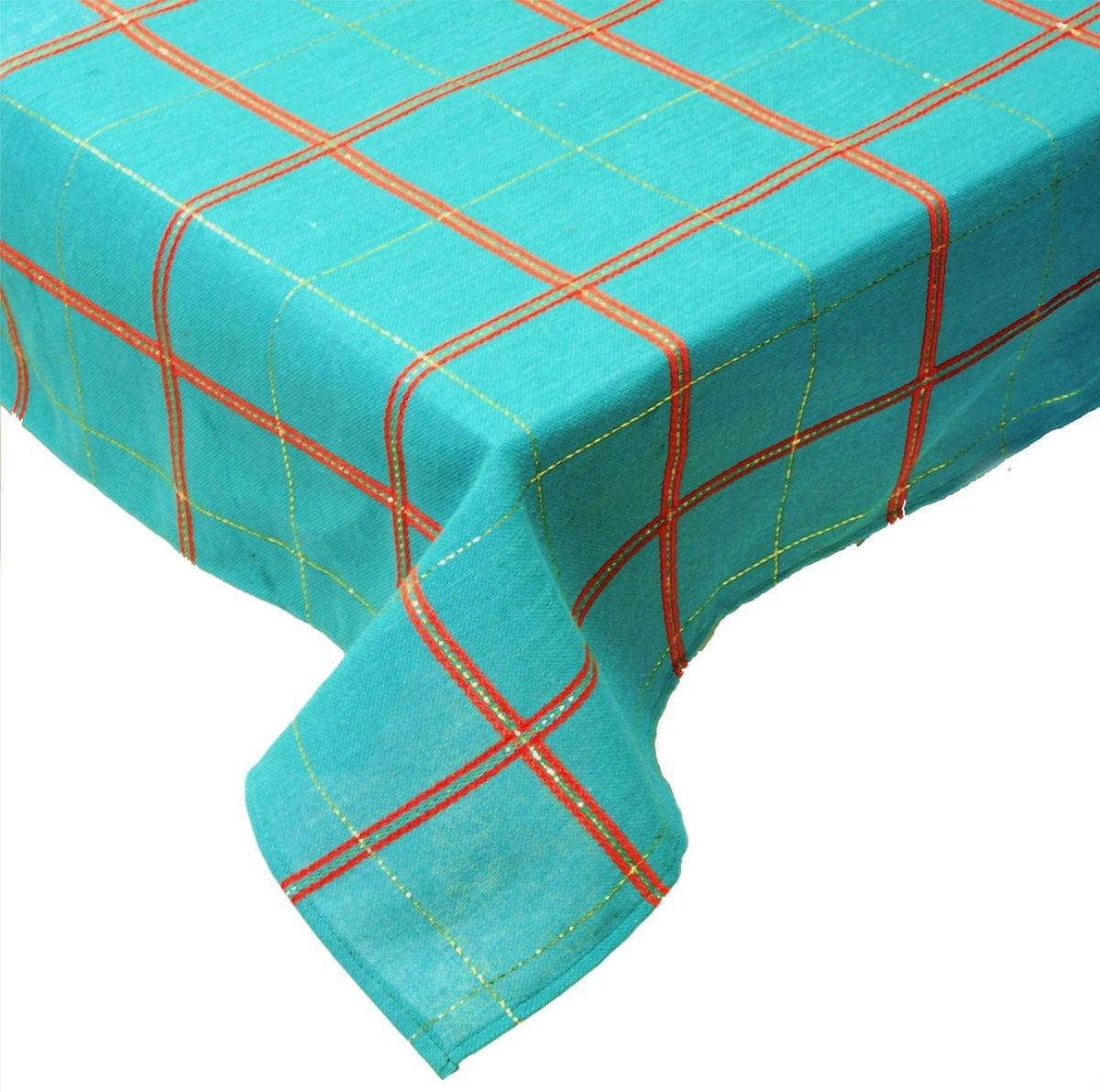 Forbyt, Ubrus bavlněný, Zelený, 120 x 140 cm