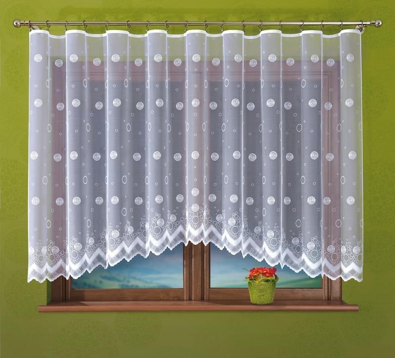 Forbyt Hotová záclona, Vanessa 400 x 160 cm