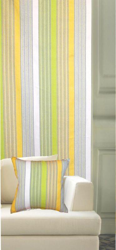 Forbyt, Závěs dekorační, Stripe 138 cm, zelená