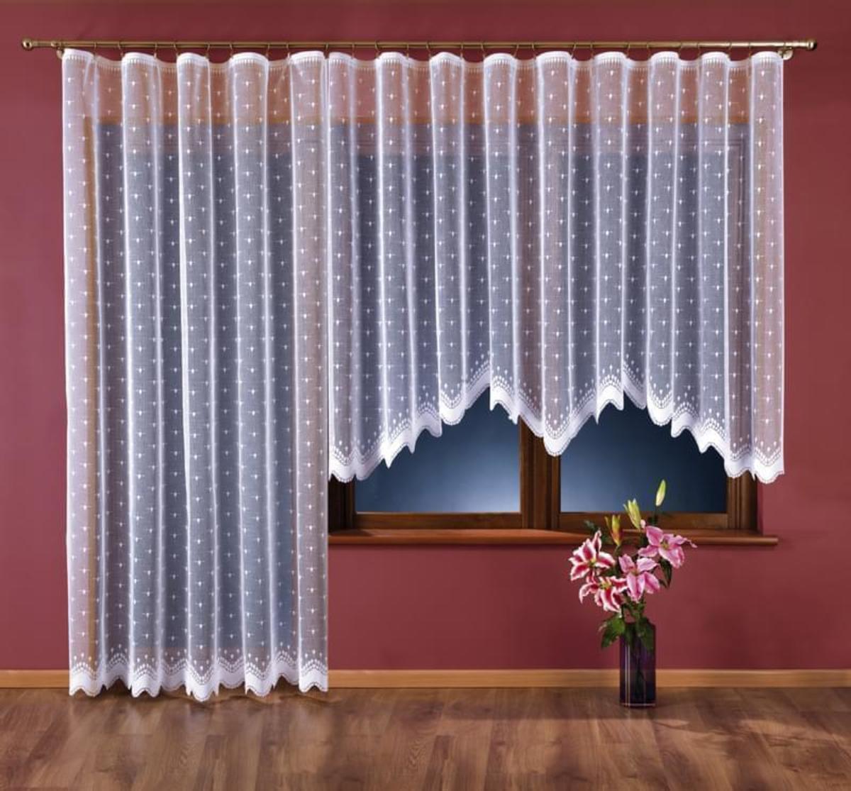 Forbyt Hotová záclona, Lenka 350 x 160 cm