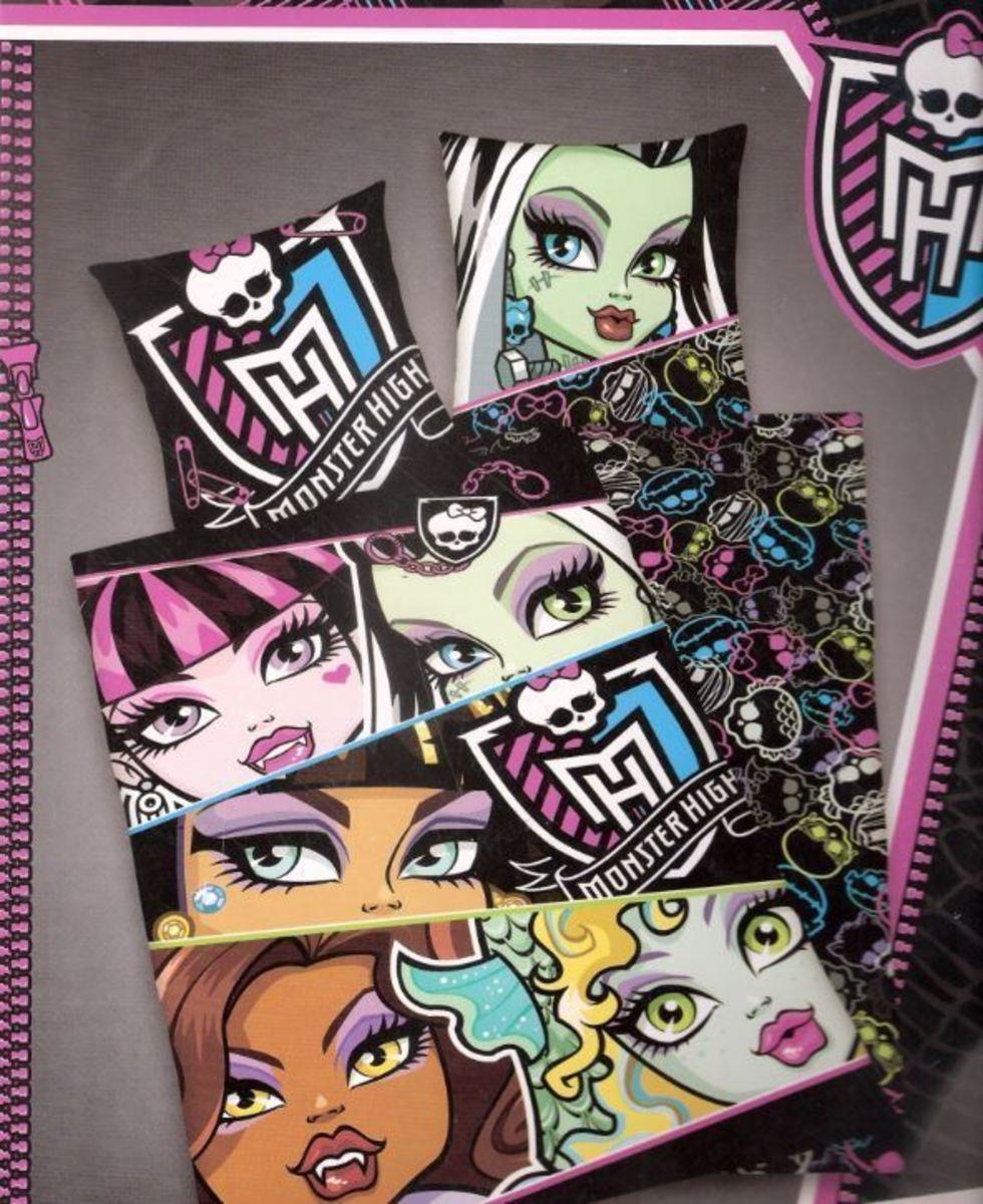 Forbyt, Povlečení bavlněné, Monster High