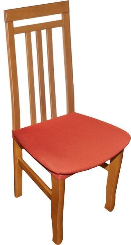 Forbyt Potah multielastický na židle sedák, 2 ks, Nautic, teracota