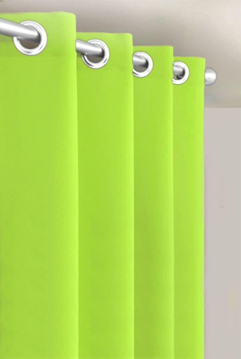 Forbyt, Dekorační látka nebo závěs, Blackout 150 cm, světle zelená