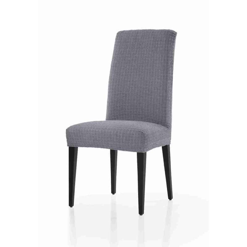 Forbyt, Potah multielastický na židle, Cagliari komplet 2 ks, šedý