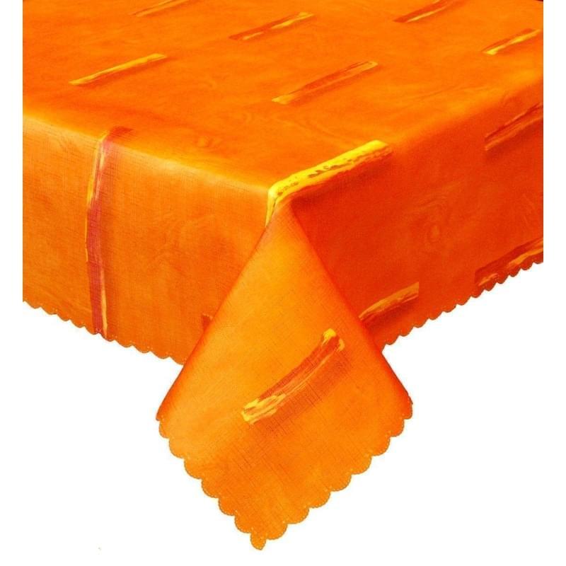 Forbyt, Ubrus s nešpinivou úpravou, Ina, oranžová 50 x 100 cm