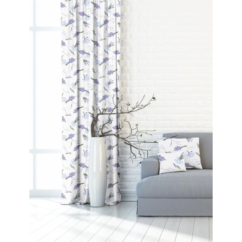 Forbyt, Závěs dekorační, OXY Levandule 150 cm, fialová