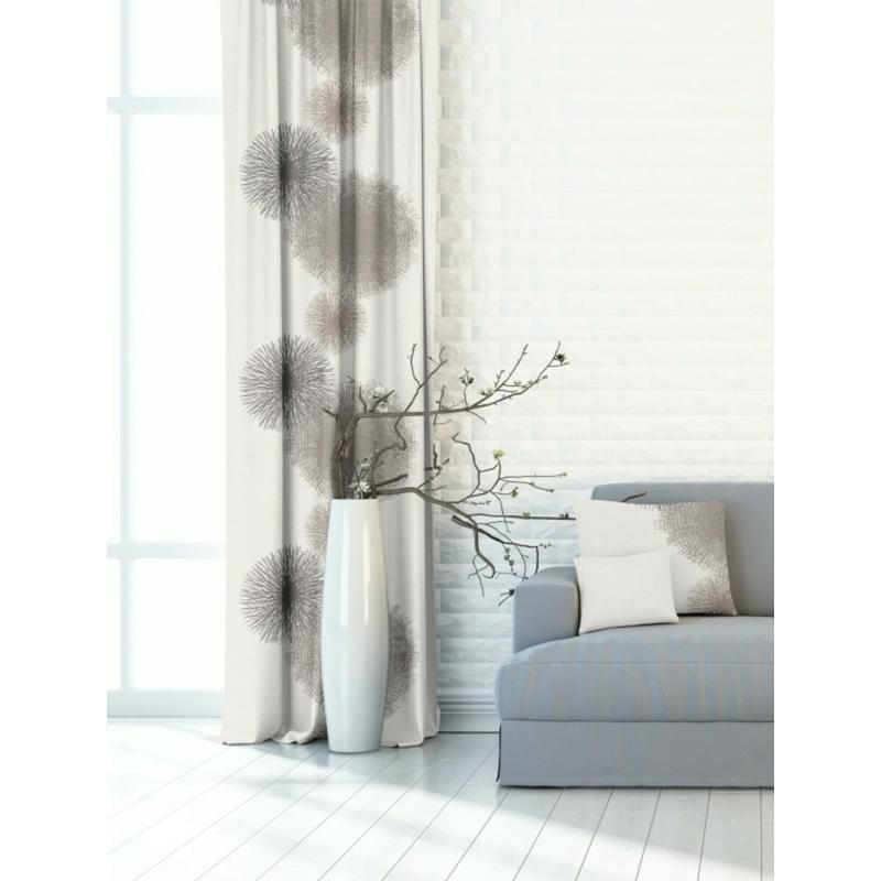 Forbyt, Závěs dekorační nebo látka, OXY Střapce, smetanová, 150 cm