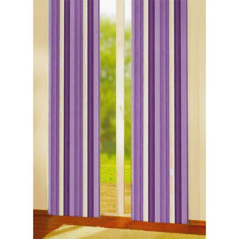 Forbyt, Závěs dekorační, Oxy Duha 150 cm, fialová