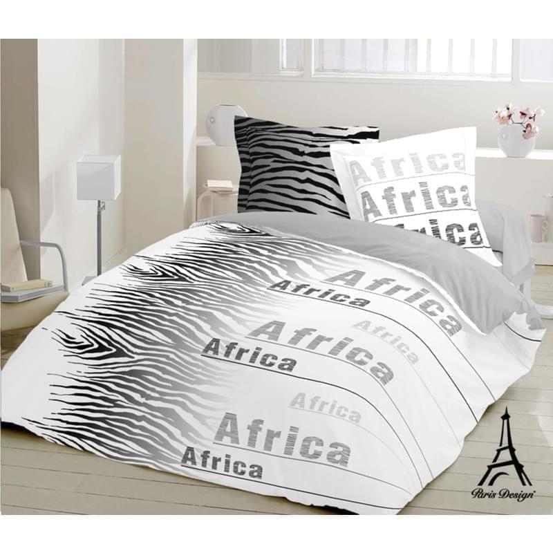 Forbyt Povlečení bavlna exklusive SATÉN Africa 140 x 200 cm + 70 x 90 cm