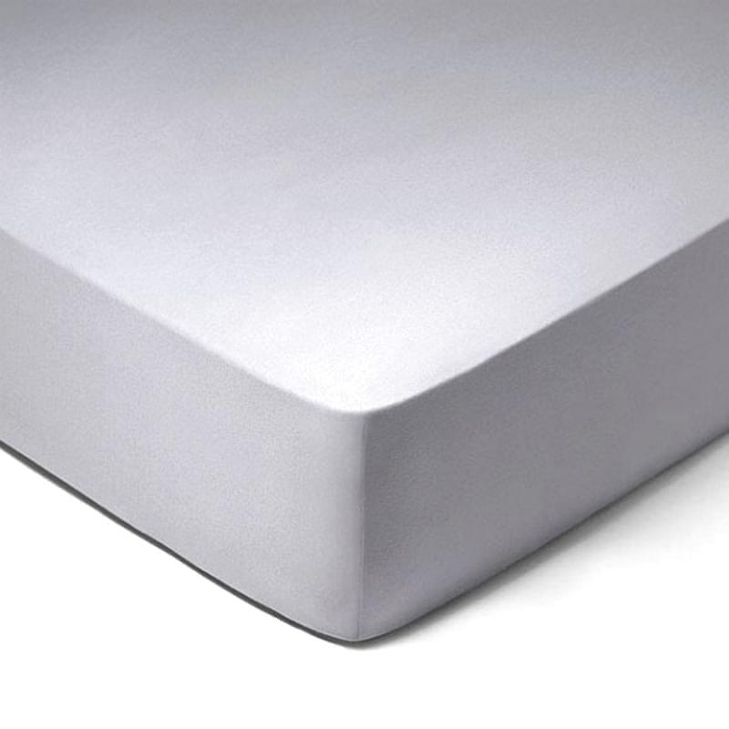 Forbyt, Prostěradlo, Jersey, šedá 140 x 200 cm