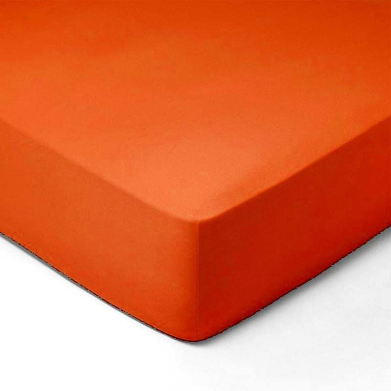 Forbyt, Prostěradlo, Jersey, taracota 120 x 200 cm