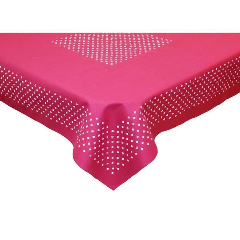 Forbyt, Ubrus bavlněný, Exclusive, bordový 90 x 90 cm