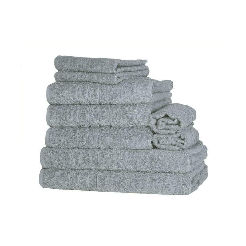 Forbyt, Ručník nebo osuška, Fine, šedý 70 x 140 cm