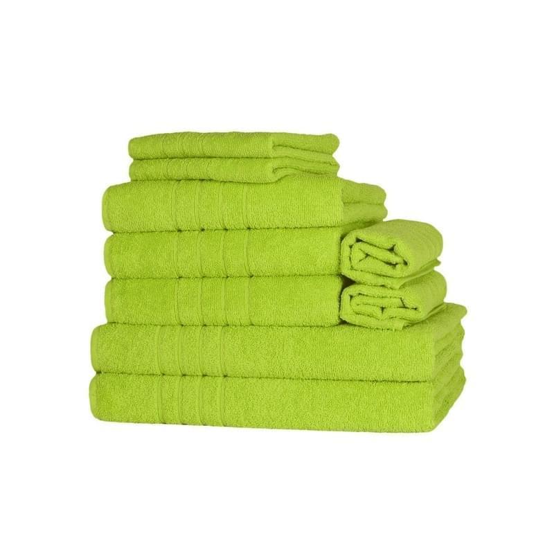 Forbyt, Ručník nebo osuška, Fine, zelený 70 x 140 cm