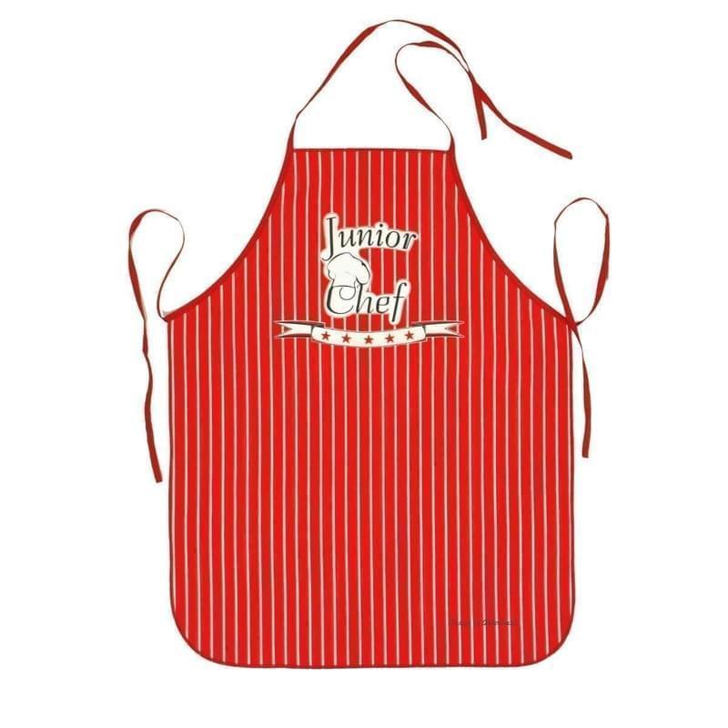 Forbyt, Zástěra dětská, Junior Chef, červená