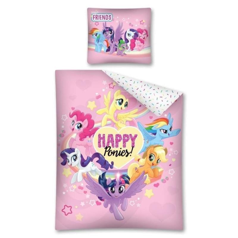 Forbyt, Povlečení bavlněné, My Little Pony, růžové