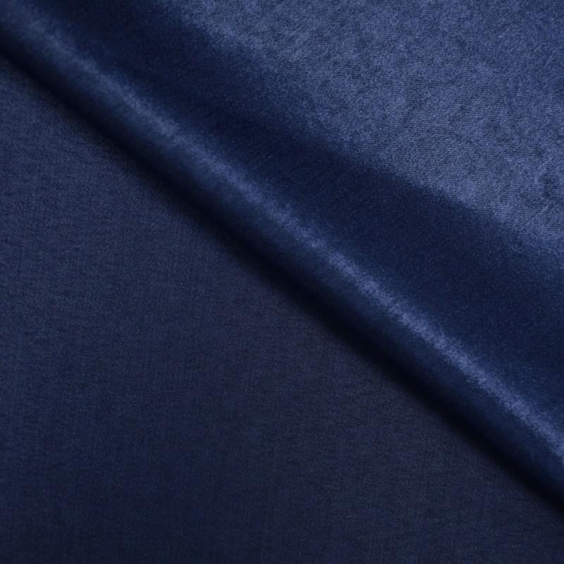 Forbyt, Dekorační látka nebo závěs, Malaga 150 cm, tmavě modrý