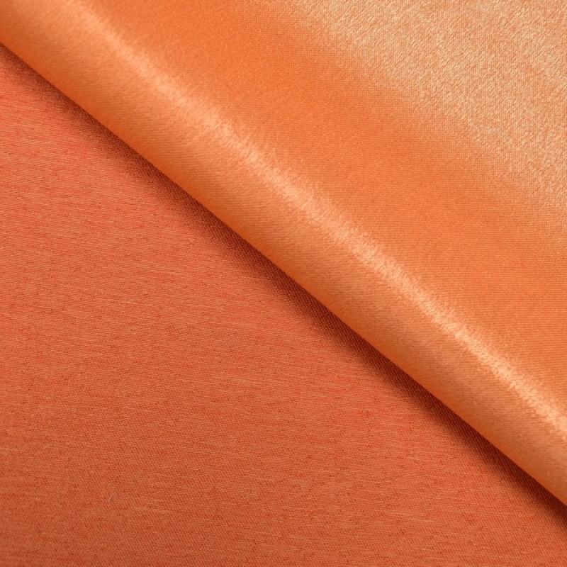 Forbyt, Dekorační látka nebo závěs, Malaga 150 cm, oranžový