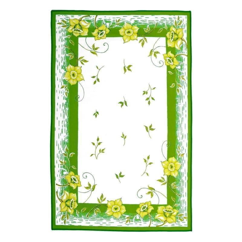 Forbyt, Utěrka kuchyňská, Narcis, zelená