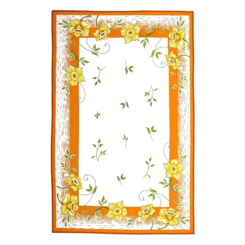 Forbyt, Utěrka kuchyňská, Narcis, oranžová