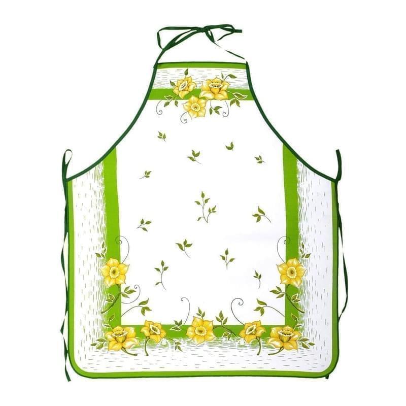 Forbyt, Zástěra kuchyňská, Narcise, zelená
