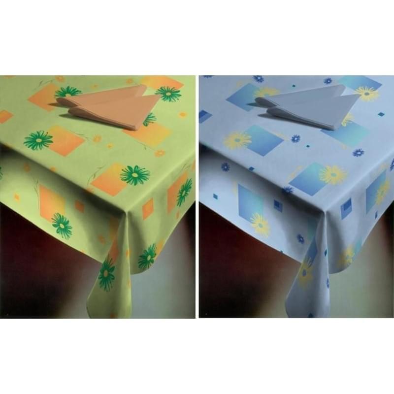Forbyt Ubrus s nešpinivou úpravou, Gabi modrá 50 x 100 cm