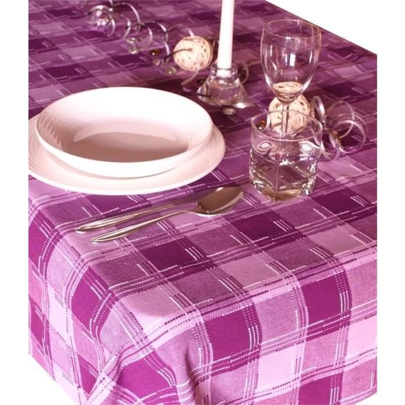 Forbyt, Ubrus bavlněný, Nová Bella, fialový 30 x 45 cm